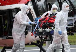 Almanyada 302 kişi daha koronavirüsten öldü