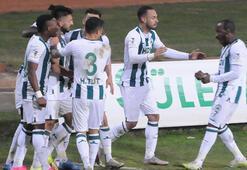 Giresunspor, sezonun ilk yarısını lider tamamladı