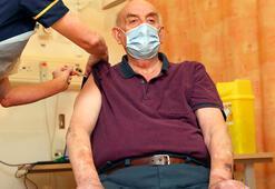 İngilterede Oxford-AstraZeneca aşısı yapılmaya başlandı