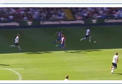 Heung-Min Son, Tottenham formasıyla 100 gole ulaştı...