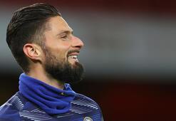 Giroud için Juventus iddiası