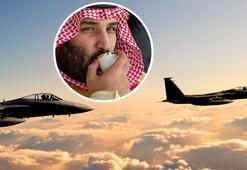 Son dakika haberi: Yeni cephe açıldı Suudi Arabistan savaş uçağı gönderiyor