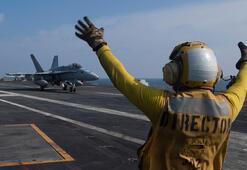İrandan ABDye uçak gemisi tepkisi: Tüm senaryolar için hazırız