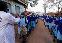 Kenyada okullar 9 ay sonra yeniden açıldı