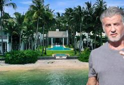 Sylvester Stallonenin 258 milyon TLlik yeni malikanesi