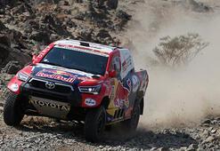 Dakarda  ikinci etabı Nasser Al-Attiyah kazandı