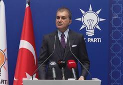 AK Parti Sözcüsü Ömer Çelikten MYK sonrası önemli açıklamalar