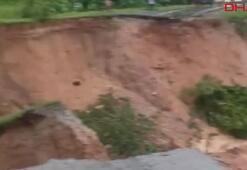 Malezyada toprak kayması