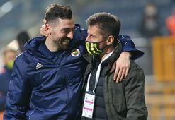 Son dakika - Fenerbahçede Sinan Gümüşten penaltı tepkisi