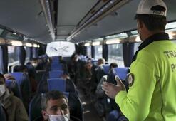 20 yaş altı şehirler arası otobüse binebilir mi Sokağa çıkma yasağında şehirler arası yolculuk serbest mi