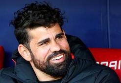 Diego Costa Türkiyeden gelen teklifleri reddetti Yeni adresi...