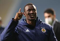 Son dakika - Fenerbahçede Mame Thiam ayakta alkışlandı
