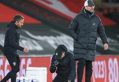 Liverpool galibiyeti sonrası gözyaşlarını tutamadı