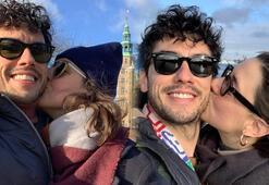 Melis Birkan sevgilisiyle ilk kez fotoğraf paylaştı