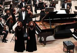 CSO Açılış Konseri 7 Ocak 2021'de yeniden Mezzo TV'de