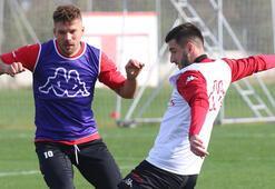 Antalyaspor revire döndü 7 oyuncu sakat...
