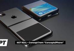 Katlanabilir iPhone prototipleri, iç dayanıklılık testini geçti