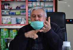 Koronavirüsü yenen eczacı: Kendimi mayın tarlasında gibi hissettim