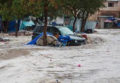 Bolivya'yı sel vurdu: 4 ölü