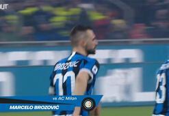 Interin 2020de Serie Ada attığı en iyi goller