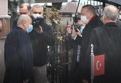 Cumhurbaşkanı Erdoğandan Bahçeliyi evinde ziyaret ediyor