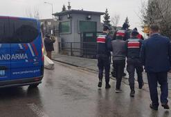 Ankarada cezaevi firarisi sahte kimlikle yakalandı