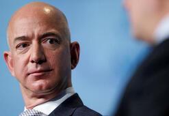 Geçen yıl tek seferde en büyük bağışı Bezos yaptı