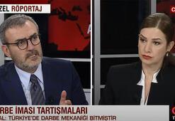 AK Partili Mahir Ünaldan darbe iması tartışmalarına net yanıt