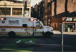 ABDde çok tartışılacak ambulans kararı Koronavirüs hastası...