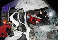Anadolu Otoyolunda trafik kazası: 6 yaralı