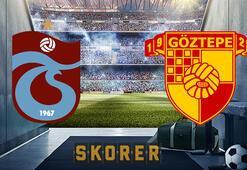 Trabzonspor Göztepe maçı ne zaman, saat kaçta Trabzonspor Göztepe maçı hangi kanalda İşte maç kadrosu
