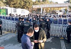Boğaziçi'nde 22 öğrenciye gözaltı