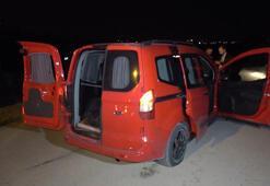 Adanada film gibi kovalamaca: Çaldığı hafif ticari araçla 50 kilometre kaçtı