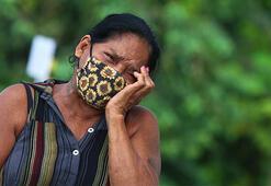 Brezilyada 24 saatte bin 171 kişi daha öldü