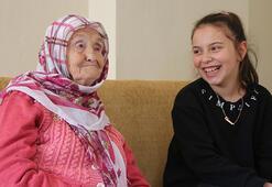 Koronavirüsü yenen 105 yaşındaki Emine Nineden gençlere uyarı