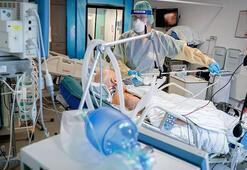 Almanyada 24 saatte koronavirüsten bin 19 ölüm