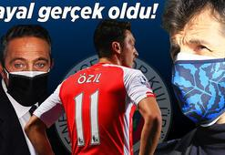 Son Dakika: Mesut Özil ile anlaşma sağlandı Menajeri açıkladı, Fenerbahçe...