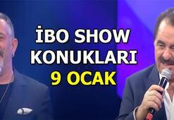 İBO Show konukları kim bu hafta 9 Ocak İBO Show fragmanı yayınlandı