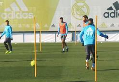Real Madridde Osasuna mesaisi