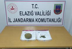 500 gram esrarla yakalanan 2 kişiye gözaltına alındı