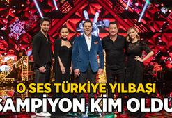 O Ses Türkiye Yılbaşı Şampiyonu kim oldu İşte O Ses Türkiye yılbaşı özel programı şampiyonu