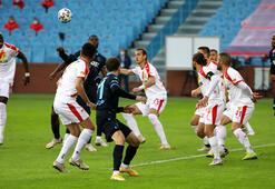 Trabzonspor - Göztepe : 1-0