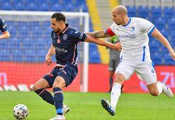 Başakşehir - Erzurumspor: 1-0