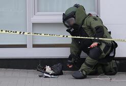 Şüpheli çanta alarmı Bomba imhauzmanları sevk edildi