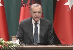 Cumhurbaşkanı Erdoğandan net mesaj: İlişkileri zehirlemesine izin vermeyeceğiz