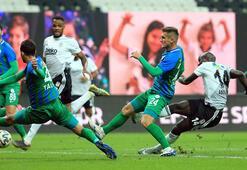 Beşiktaş - Çaykur Rizespor: 6-0