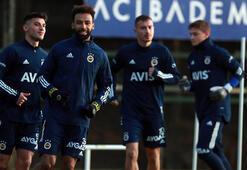 Fenerbahçe, Aytemiz Alanyaspor hazırlıklarını tamamladı