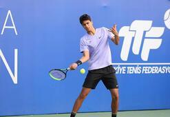 Antalya Openda elemelerin ilk günü tamamlandı