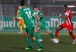 İspanya Kral Kupasında 3. lig takımları, Atletico Madrid, Celta Vigo ve Getafeyi eledi