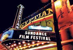 Sundance'in arabalı  gösterimlerine iptal